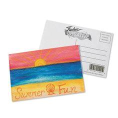 Fredrix Canvas Postcards