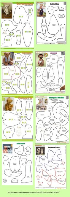 70 Ideas Sewing Patterns Toy Teddy Bears 70 Ideas Sewing Patterns Toy Teddy BearsYou can find Teddy bear patterns and more on our Ideas Sewing Patterns Toy Teddy Bears. Teddy Bear Sewing Pattern, Plush Pattern, Teddy Bear Patterns, Sewing Toys, Sewing Crafts, Sewing Projects, Sewing Ideas, Diy Crafts, Sewing Stuffed Animals