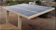 solar carport residential - Google Search