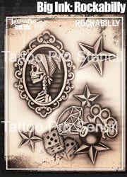 Tattoo Pro Big Ink Rockabilly