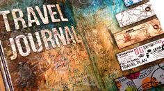 El kit de viaje para tu Art Journal Viajero
