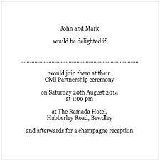 Wedding Invitation Wording Mature Couple Yaseen For
