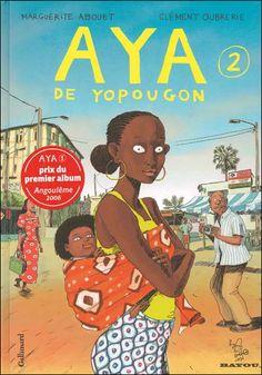 Aya de Yopougon,T2 // Marguerite Abouet, Clément Oubrerie // ISBN 2070575888 - EAN978-2070575886