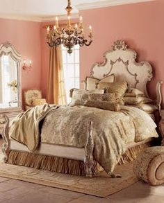 Small Moments: Decorating Inspirations: Pink Bedrooms