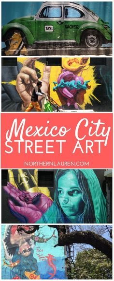 A local guide to the best street art in Mexico City, in Roma, the historic centre and beyond. A visual street art tour including pieces featured on Street Art Chilango!