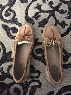 afddcb3f1 WOMENS SPERRY SHOES SIZE 5  fashion  clothing  shoes  accessories   womensshoes  flats (ebay link)