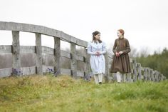 Anne With an E Amybeth McNulty and Dalila Bela Image 4 (4)