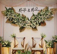 Wedding Stage Backdrop, Wedding Backdrop Design, Wedding Stage Design, Rustic Wedding Backdrops, Engagement Decorations, Backdrop Decorations, Outdoor Wedding Decorations, Traditional Wedding Decor, Marriage Decoration