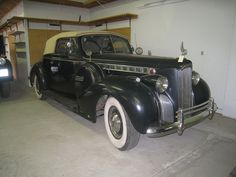The Norm Miller Collection 1940 Packard | Flickr - Photo Sharing!