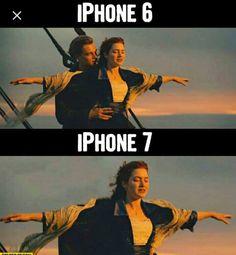 Titanic iPhone