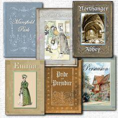 Jane Austen Books