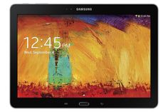 Samsung Galaxy Note 10.1 2014 Edition (32GB, Black). Android 4.3 Jelly Bean OS, 1.9GHz Samsung Exynos 5420 Quad-Core Processor; Wi-Fi connected only. 32 GB Flash Memory, 3 GB RAM Memory. 10.1-inch 2560x1600 WQXGA display with 4 million pixels. 8MP rear camera includes LED flash and shoots video in full 1080p HD. Pre-loaded with free content including Hulu Plus membership, Google Play credit, Businessweek subscription, and more.