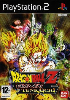 DRAGONBALL Z BUDOKAI TENKAICHI [2005]. Dragon Ball Z: Budokai Tenkaichi lets you play as more than 60 characters from the Dragon Ball Z TV series. You can battle using authentic special attacks of each character as you run, fly, and swim through fully destructible and free-roaming levels. Design your own character by assigning and upgrading 10 different attributes