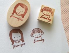 craft pudding personalized Stamps