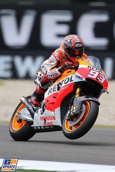 Marc Marquez, Repsol Honda Team, MotoGP Grand Prix van Nederland 2014, MotoGP