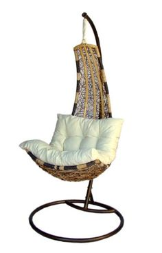 (CLICK IMAGE TWICE FOR PRICING AND INFO :) #porch #swing #swings #furniture #deck #porchswing #porchswings #outdoor #outdoorfurniture #patio - SEE MORE Patio Swings at http://zpatiofurniture.com/page/26/?cat=1318 - Birgitte – Urban Balance Curve Porch Swing Chair Great Hammocks – Model – DL021AB « zPatioFurniture.com