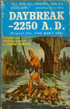 Daybreak 2250 A.D. (Star Man's Son) (Vintage Ace SF, D-534): 9780441045341: Amazon.com: Books