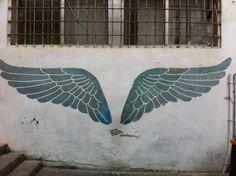 Blue Angels Wings, Tel Aviv, Yafo