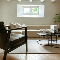 Second Floor, Scandinavian Design, Living Room Designs, Dining Bench, Entryway, Flooring, Photo And Video, Furniture, Instagram