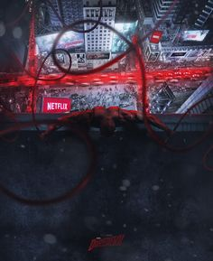 Daredevil - 2015 TV Series Season Show Poster Daredevil Tv Series, Daredevil 2015, Defenders Marvel, Marvel Vs, 2015 Tv, Marvel Comic Character, Shows On Netflix, Cool Items, Marvel Universe