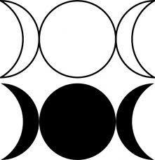 Waxing-Full-Waning  Honouring the cycles