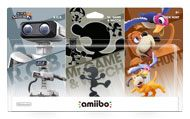amiibo Retro 3-Pack Exclusive for Nintendo 3DS | GameStop