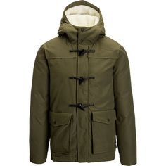 Penfield Milton Down Insulated Duffle Jacket Lichen M