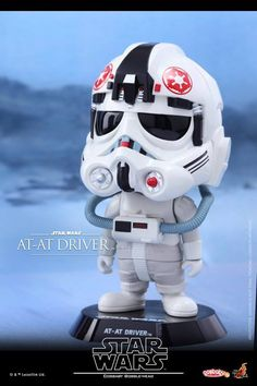Hot Toys - COSB309 - Star Wars - AT-AT Driver Cosbaby Bobble-Head