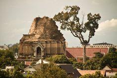 Древние города и исторические места Тайланда