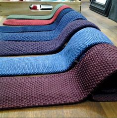 Knit ties done right! www.BeckettRobb.com