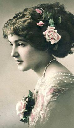 Victorian Lady: