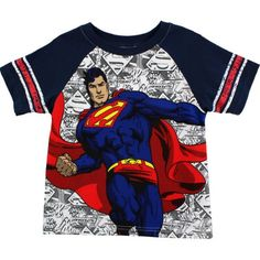 "DC Comics Superman ""Comic"" Navy Kids T-Shirt (7) DC Comics http://www.amazon.com/dp/B00EQ8P27S/ref=cm_sw_r_pi_dp_9w.Qub09CBR34"