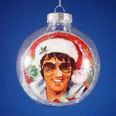retrofestiveca santa claus is back elvis presley ornament 999 http