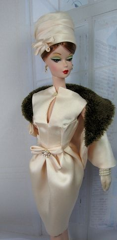 Fourrure Russe for Silkstone Barbie and by MatisseFashions on Etsy