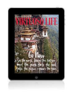 Free Virtuoso Life magazine - APPLE App.