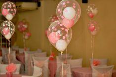 Mãe Para Sempre!: É festa! Balão dentro do outro, como fazer?
