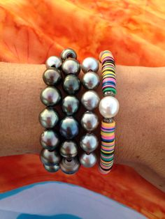 pearl. love. jewelry + Sophie Grace Maui