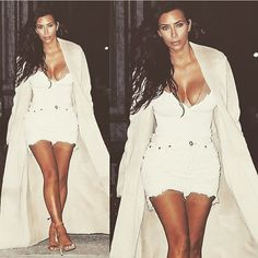 Obsessed with @kimkardashian