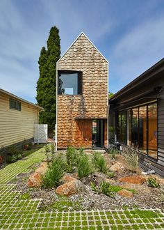 Tower House by Andrew Maynard Architects - Alphington, Victoria, Australia