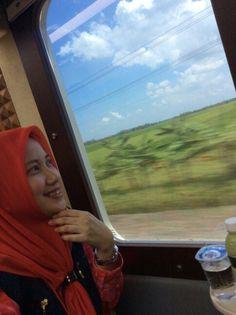 Jogya trip by train