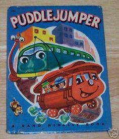 1948 - Rand McNally - Puddle Jumper