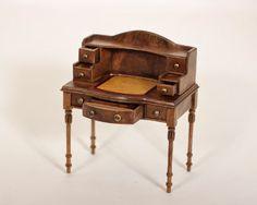 Good Sam Showcase of Miniatures: Antique Furniture by Gideon Wolf, Wild Wolf Miniatures