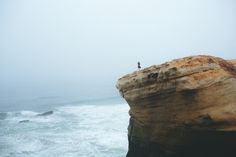 Cliffhanger by nickcarnera