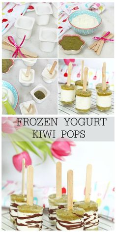 I can't wait to make these popsicles for my kids! So cool.