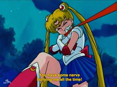 Whats your issue? Sailor Moon Quotes, Sailor Moon Funny, Watch Sailor Moon, Sailor Moon Manga, Sailor Mars, Cartoon Memes, Cartoon Shows, Cartoon Pics, Cartoons