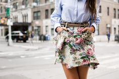 Floral Mix :: Spring ruffles