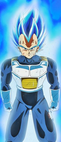 Vegeta SSJ Blue Full Power (Universo 7) Vegeta Ssj Blue, Stanley Matthews, Dragon Ball Z, Evolution, Avengers, Disney Characters, Fictional Characters, Marvel, Anime