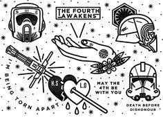 Here's a new one for Star Wars day! #starwars #maythe4th #starwarsday #starwarsart
