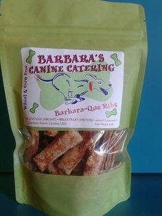 New! Crunchy, mini chicken herb BBQ Ribs!