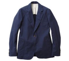 cotton linen jacket(set up) / good thing